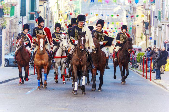 Carnevale di Ronciglione 2021: programma della sfilata dei carri allegorici