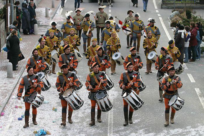 Carnevale di Verrès 2021: date e programma della sfilata dei personaggi del carnevale storico