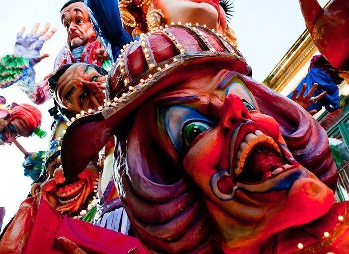 maschere carnevale di palazzolo acreide