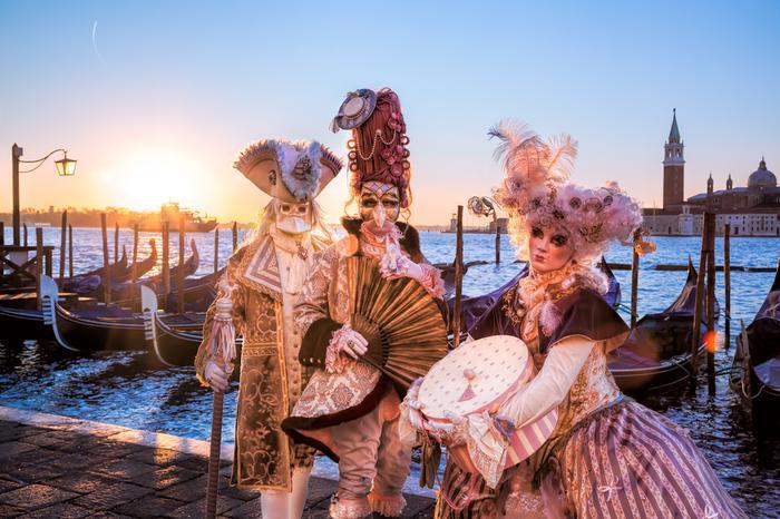 storia carnevale di venezia