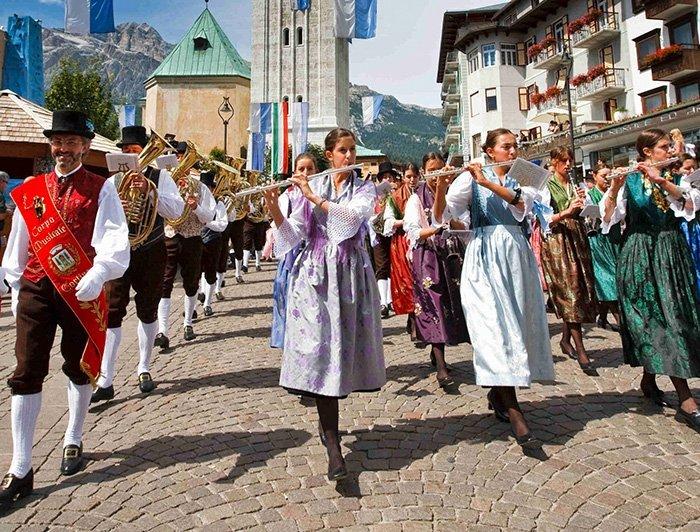 Carnevale di Cortina d'Ampezzo 2021: date e programma della sfilata