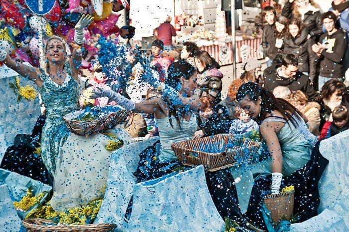 maschere carnevale pont saint martin 2018