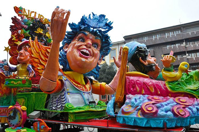 Carnevale di Verona 2021 | Venerdi Gnocolar | Programma