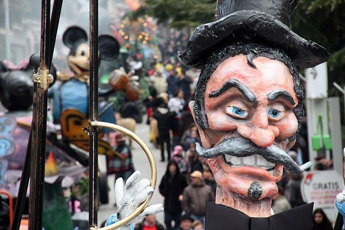 maschere carnevale corleone 2018