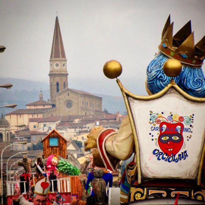 Carnevale di Arezzo 2021: date, programma e orari della festa dell'Orciolaia