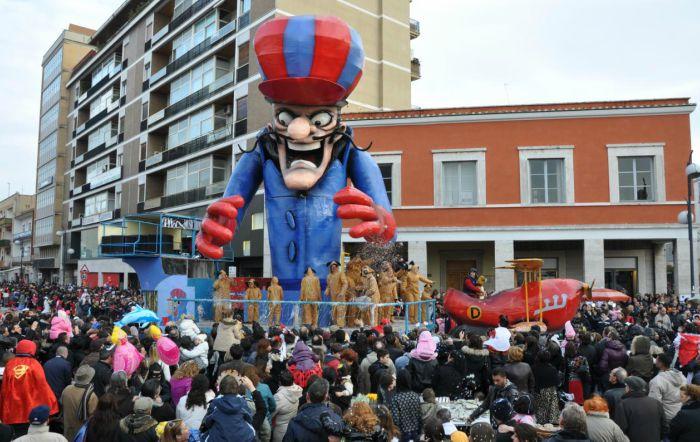 Carnevale di Latina 2021: tutto sul carnevale pontino