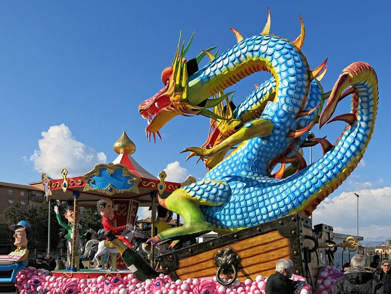 Carnevale di Pontecorvo 2021: programma della sfilata dei carri allegorici