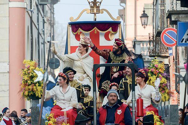 Carnevale di Crescentino 2021: inno, date e programmi della sfilata dei carri