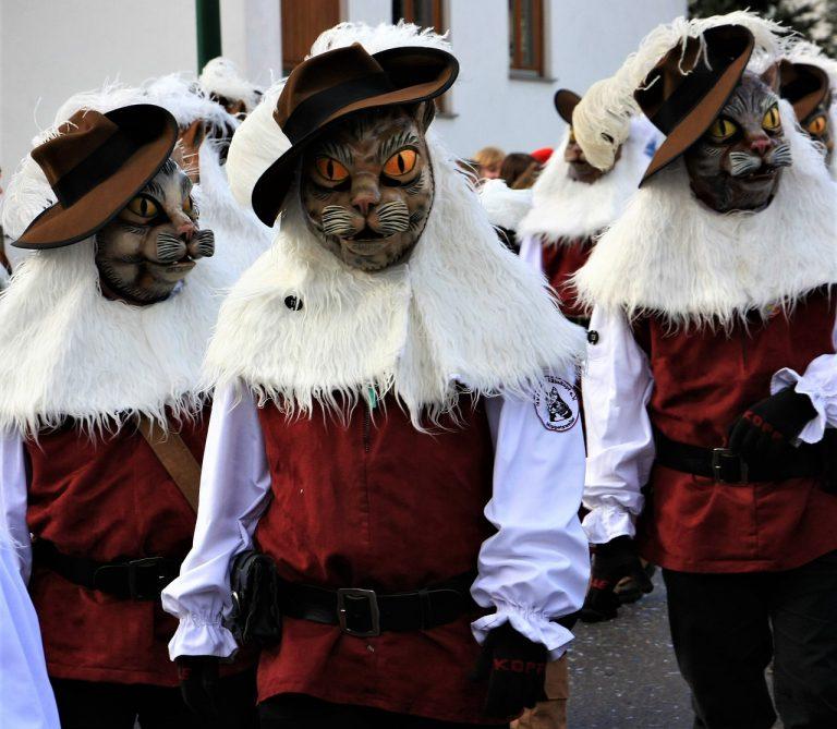 Carnevale di Castellino del Biferno 2021