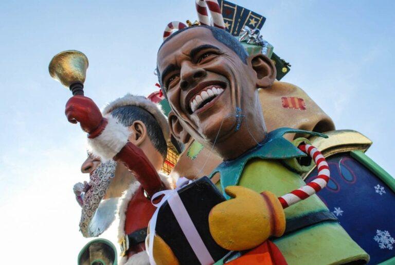 Carnevale di Viareggio 2021: date, biglietti e programma delle sfilate dei carri allegorici